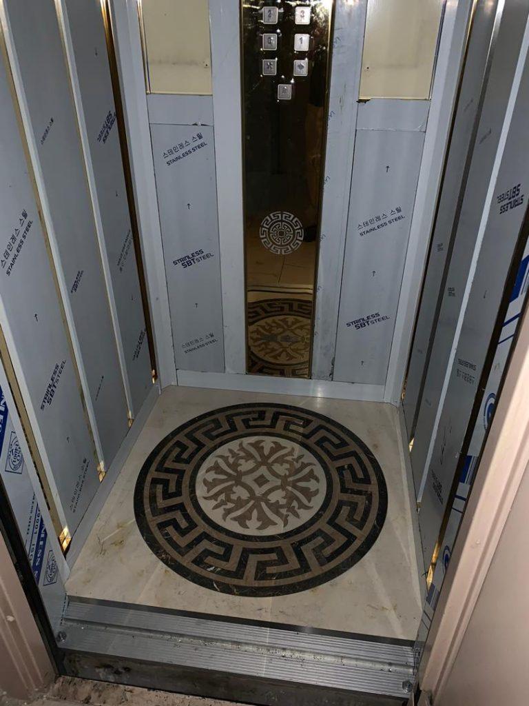 بازسازی آسانسور